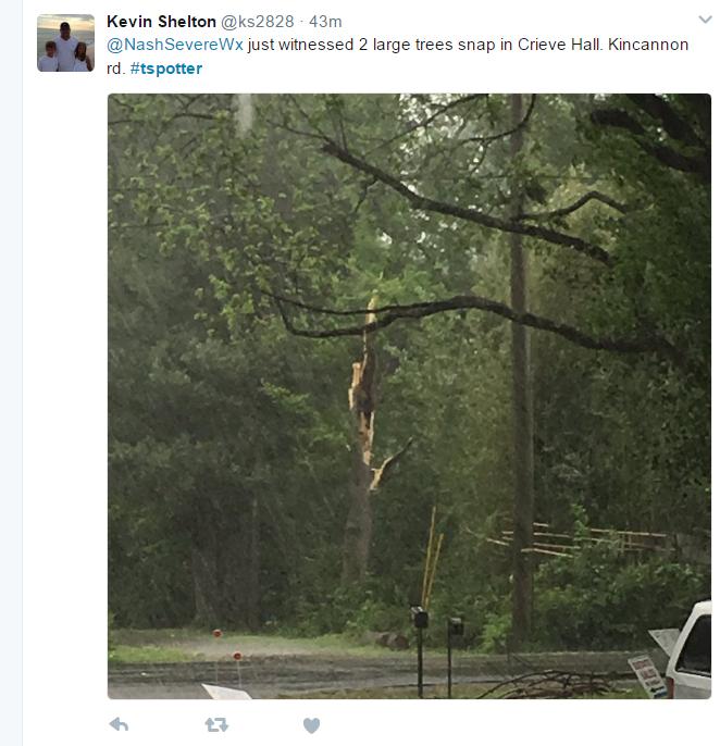 Tornado Watch Cancelled