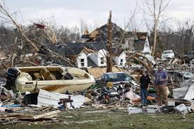 Photos: Tornado Damage in Tennessee - The Atlantic
