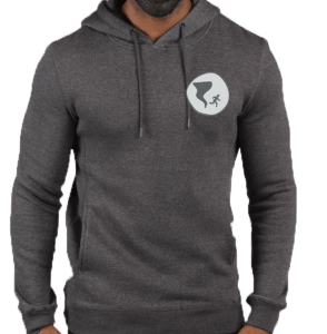 Black/White Logo Sweatshirt - Nashville Severe Weather Merch
